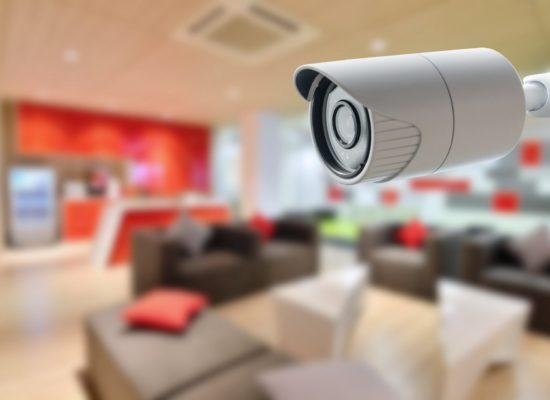 Security Camera System | Howland Alarm Company