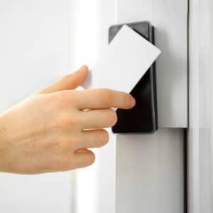 Access Control Sensor And Card | Howland Alarm Company