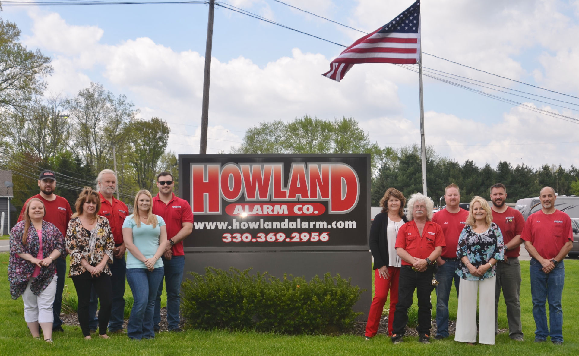 Howland Alarm Company Photo