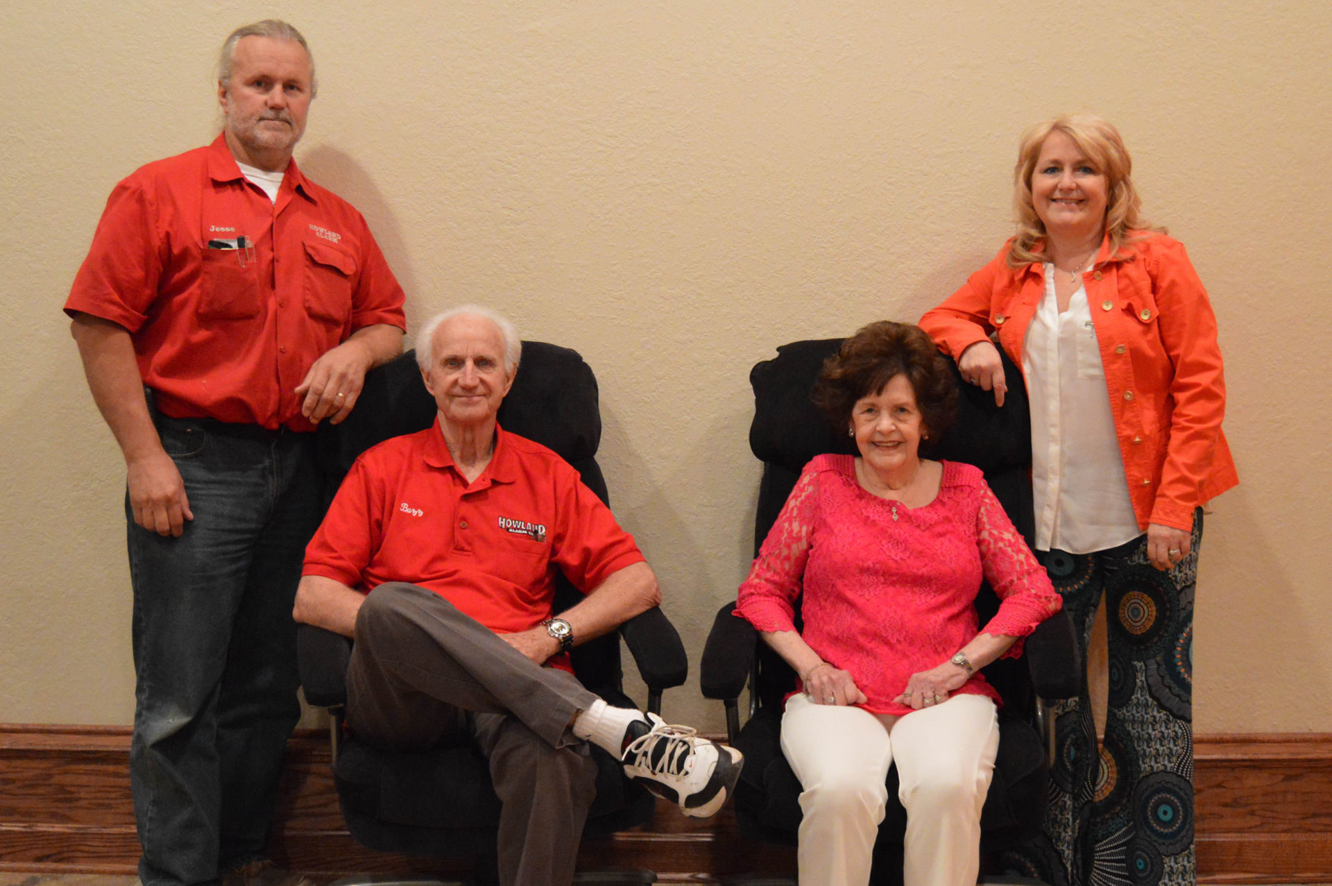 The Matheson Family | Howland Alarm Company