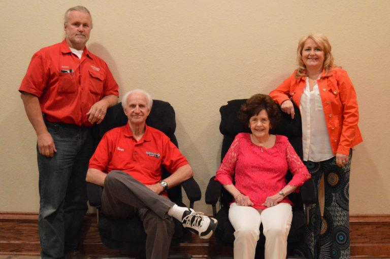 The Matheson Family | Howland Alarm Company