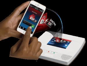 Honeywell Total Connect 2.0 App | Howland Alarm Company